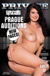 Lucy Li ( Scarlet Lee  ) dans ' Prague Auditions ' chez Private