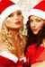 Silvia Saint et Tea Jul dans la Video ' Two Sexy Santa Girls '