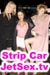 X Stars : Photos de StripCar Girly de JetSex
