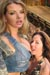 Vicky Vette et Kora Cummings : ' From MySpace to Vicky's Place '